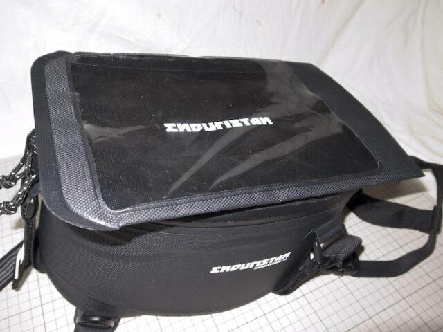 エンデュリスタン サンドストーム3Sタンクバッグ