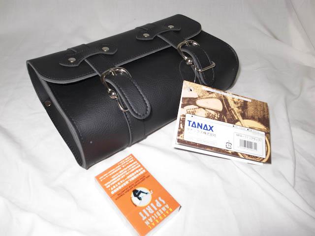タナックスのアメリカンツールバッグ4
