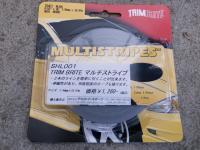 TRIM BRITEのマルチストライプ