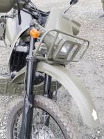 自衛隊のバイク